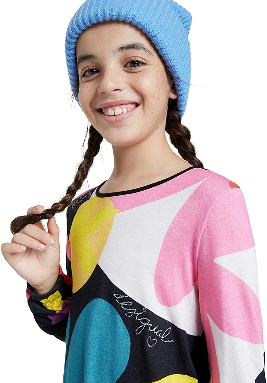 Desigual Girls Ts/_Crawley T-Shirt