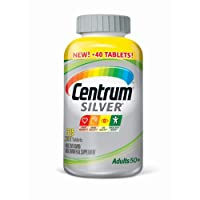 Centrum Silver Adults 50+ Multivitamins, 325 ct.