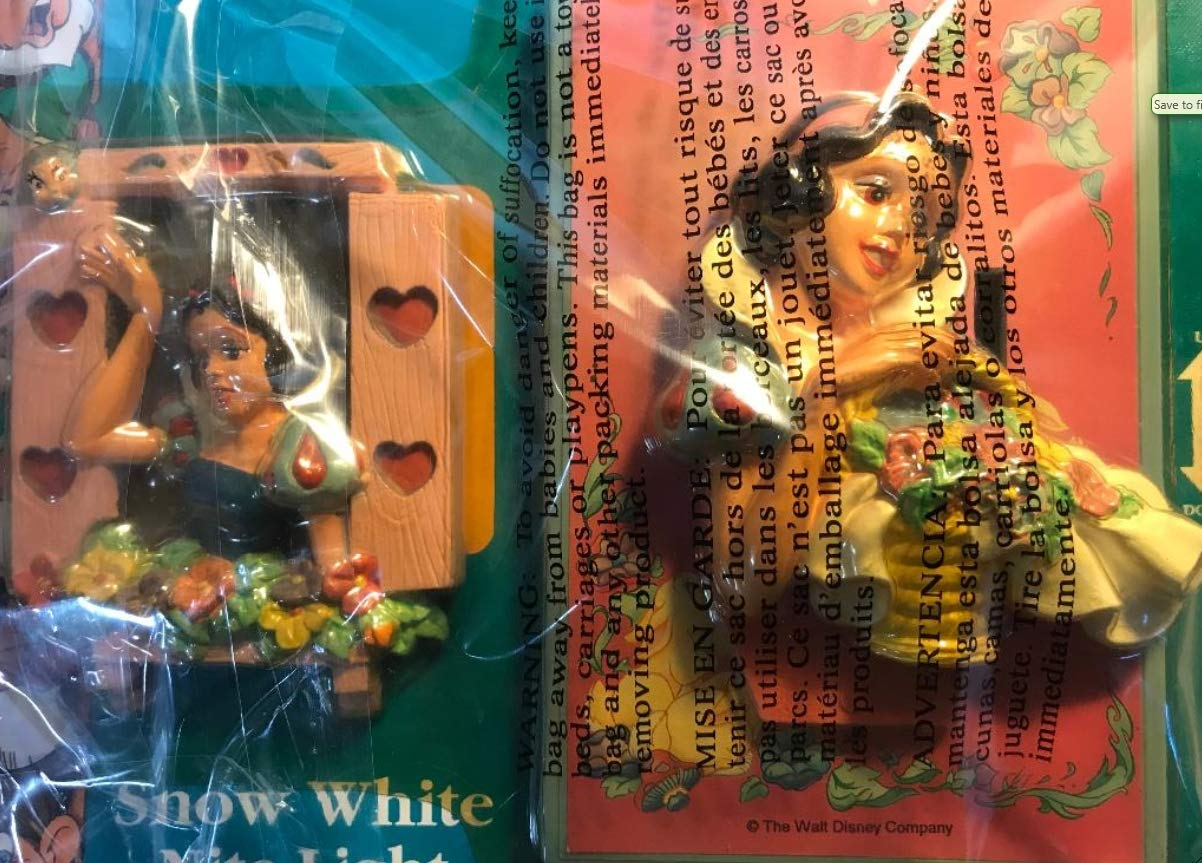 Amazon.com: Happiness Express Club Snow White and The Seven ...