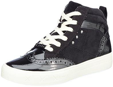 Tamaris 26240, Sneakers Hautes Femme, (Black Comb 098), 37 EU