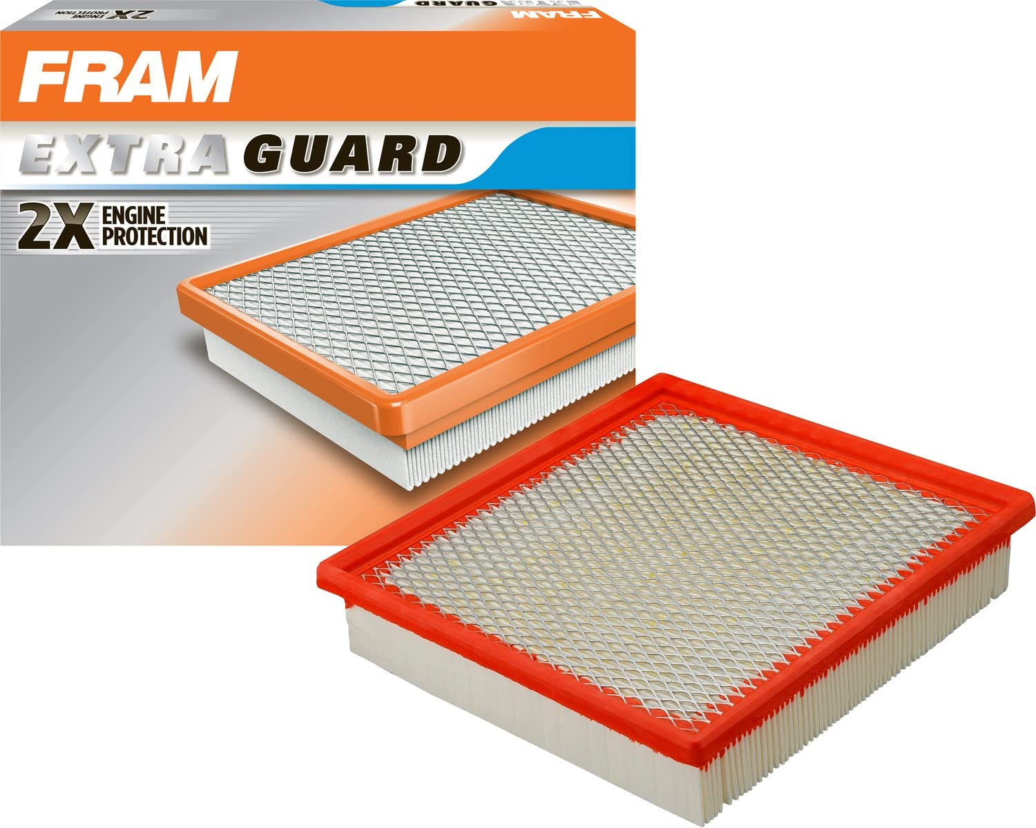 FRAM CA9762 Extra Guard Flexible Rectangular Panel Air Filter