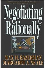 Negotiating Rationally Paperback