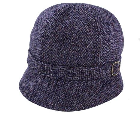 4c72ec7ad Biddy Murphy Ladies Irish Hat Flapper Style 100% Wool Made in Ireland