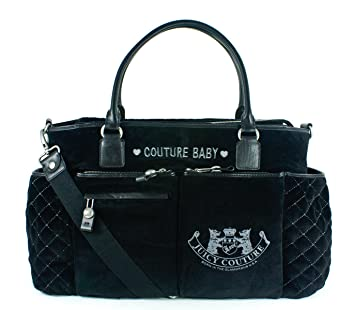 65bfa6a90d Image Unavailable. Image not available for. Color  Juicy Couture Diaper  Baby Bag ...