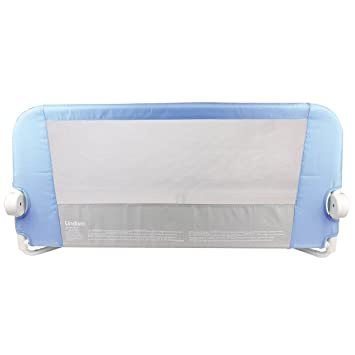 Lindam Easy Fit Bed Guard Blue