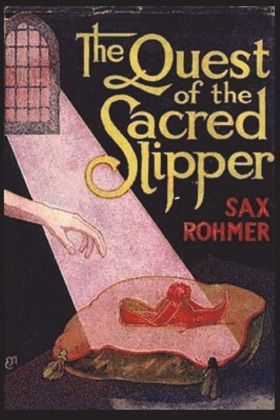 Download The Quest of the Sacred Slipper pdf epub
