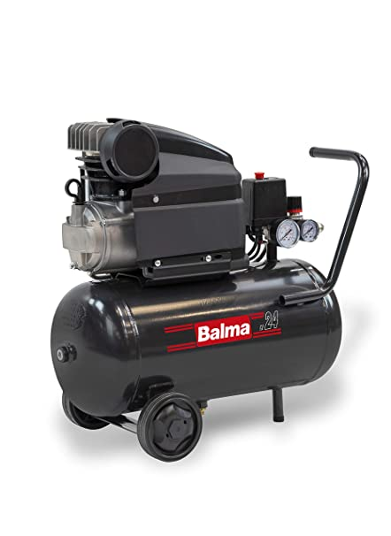 balma Compresor MS20, 24 L, Color, HP, 10 Bar