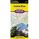 Costa Rica - Adventure map