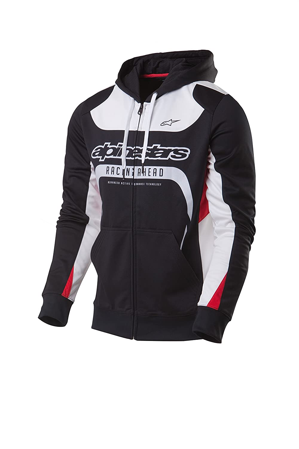 Alpinestars Black Session Zip Hoody