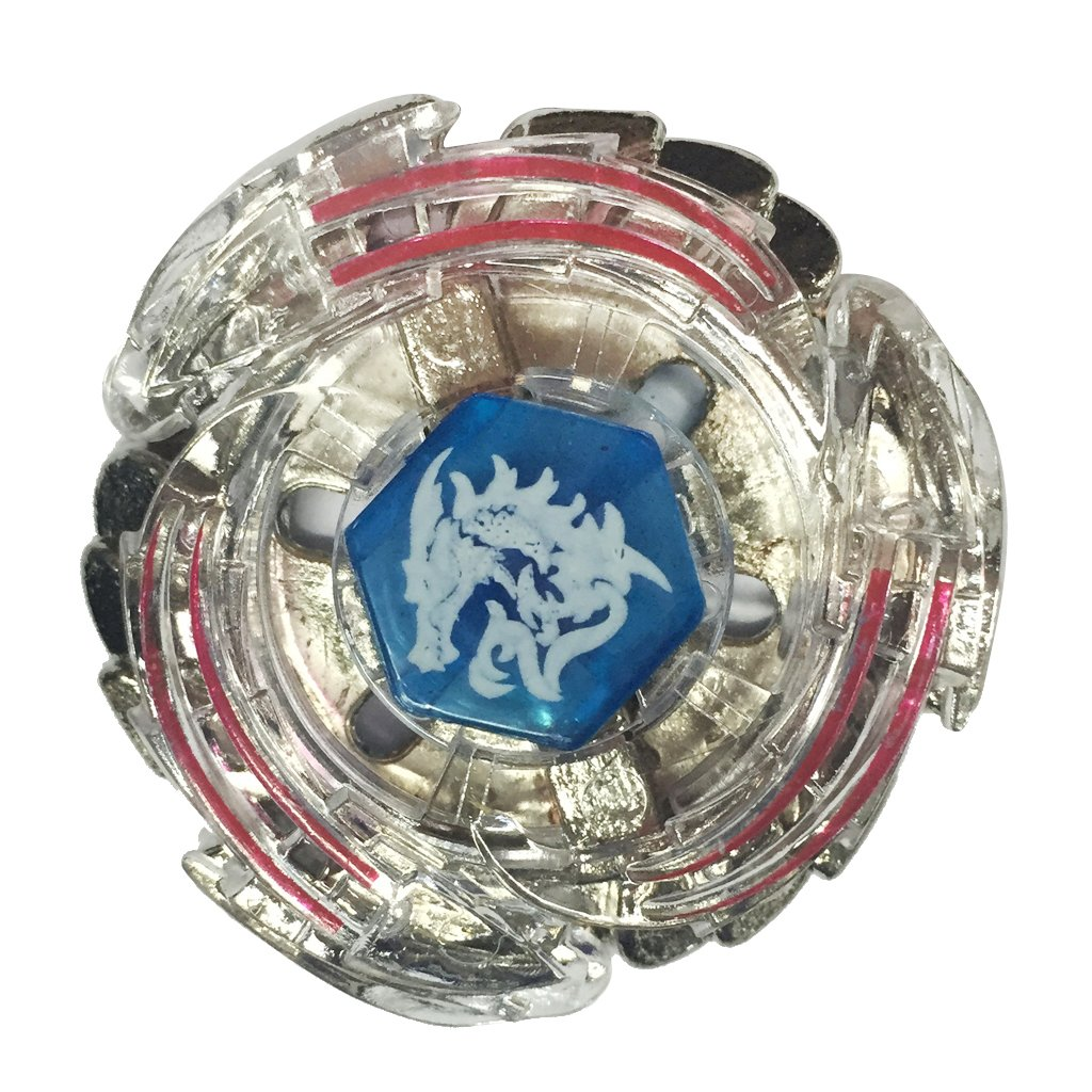 Beyblade Metal Fusion 4D Spinning Top For Kids Toys BB43 Generic