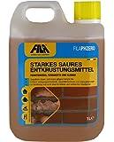 FILA PH Zero Décapant acide concentré pour terre cuite, grès cérame, clinker - 1 Litres