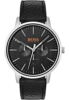 fa3b9f1d2be5 Hugo Boss Orange Unisex-Adult Watch 1550066  Amazon.co.uk  Watches