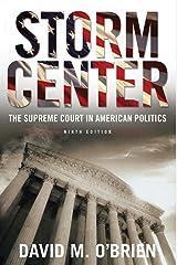 Storm Center: The Supreme Court in American Politics Paperback