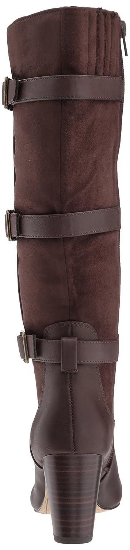 Bella Vita Women's Talina Ii Harness Boot B073NQH7JJ 10 B(M) US|Brown Burnish