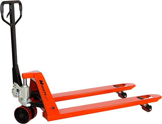 Mighty Lift ML55-2 Heavy Duty Pallet Jack Truck