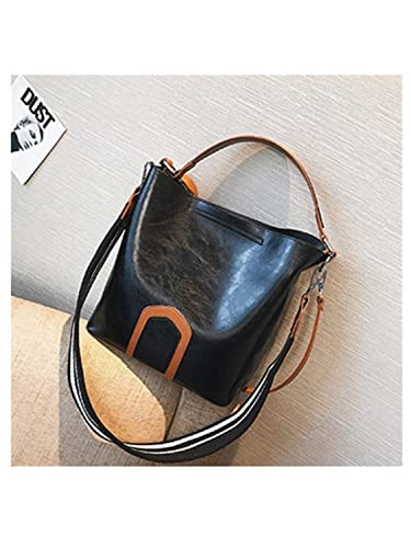 Amazon.com: Paddy Meredith Leather Women Bag Solid Big ...