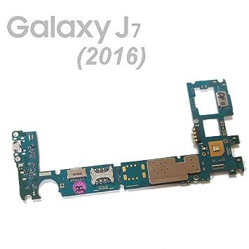 Motherboard Motherboard Samsung Galaxy J7 2016 Sm Amazon Co Uk