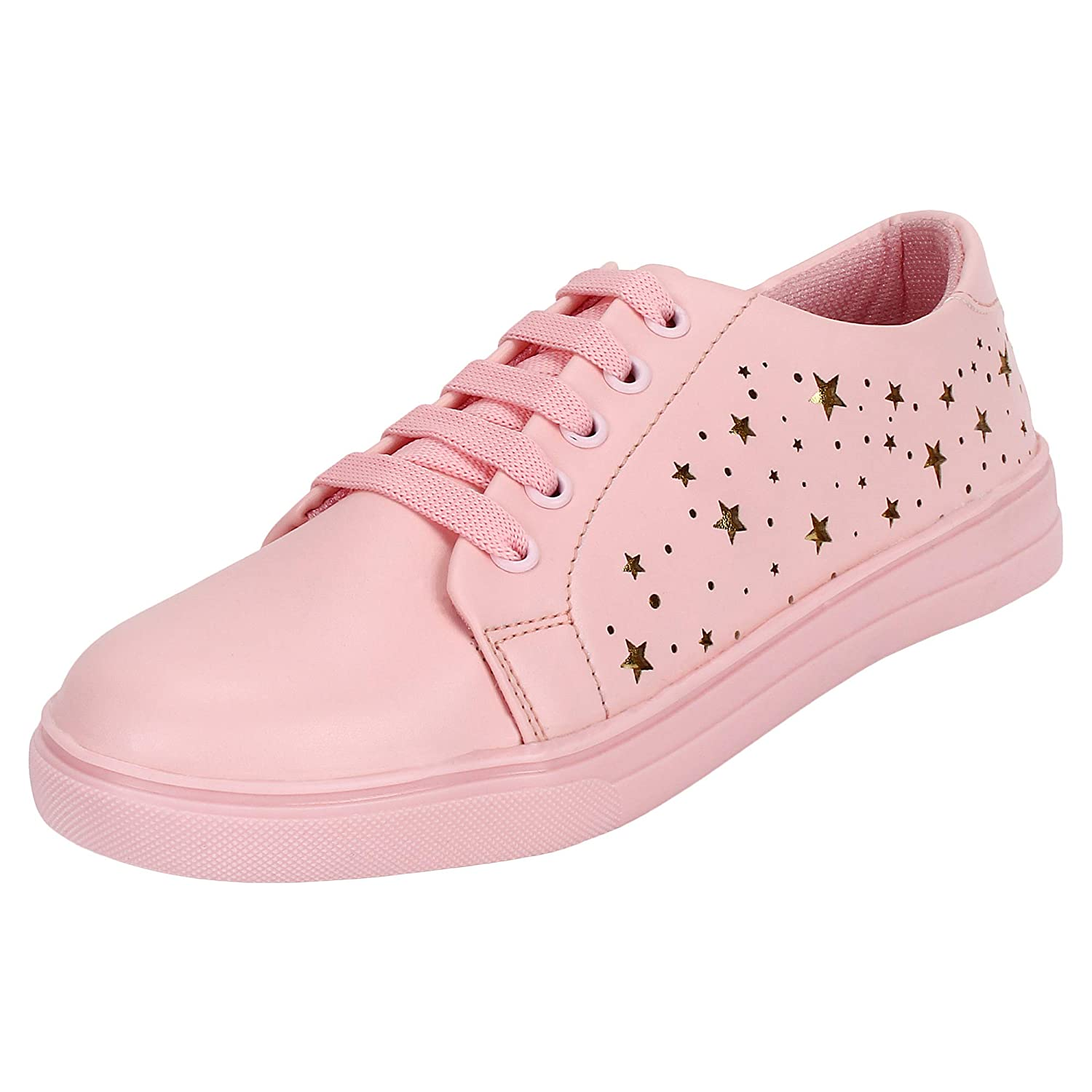 Pink Laces- Spanish Pink