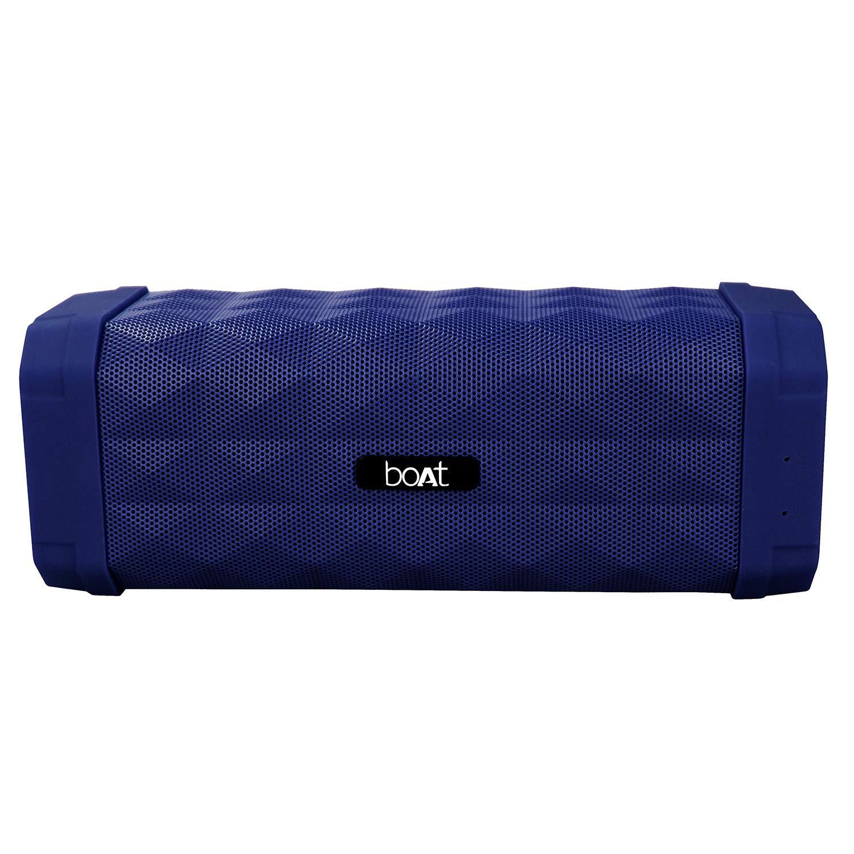 boAt Stone 650 Wireless Bluetooth Speaker (Navy Blue)