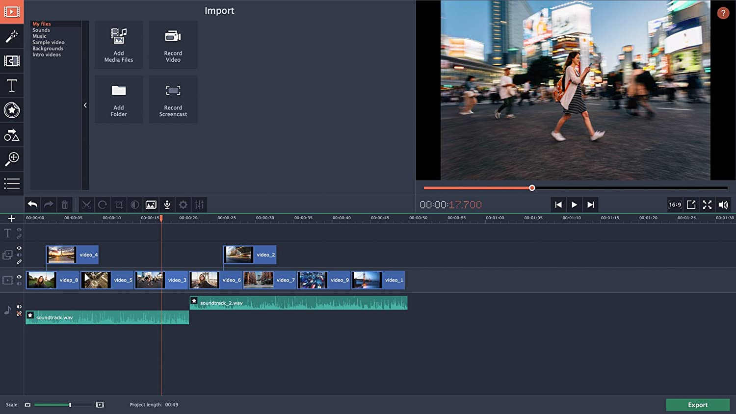 movavi video editor 15 licence key
