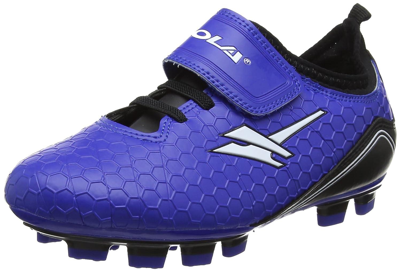 Gola Apex Blade Velcro, Chaussures de Football Mixte Enfant AKA884