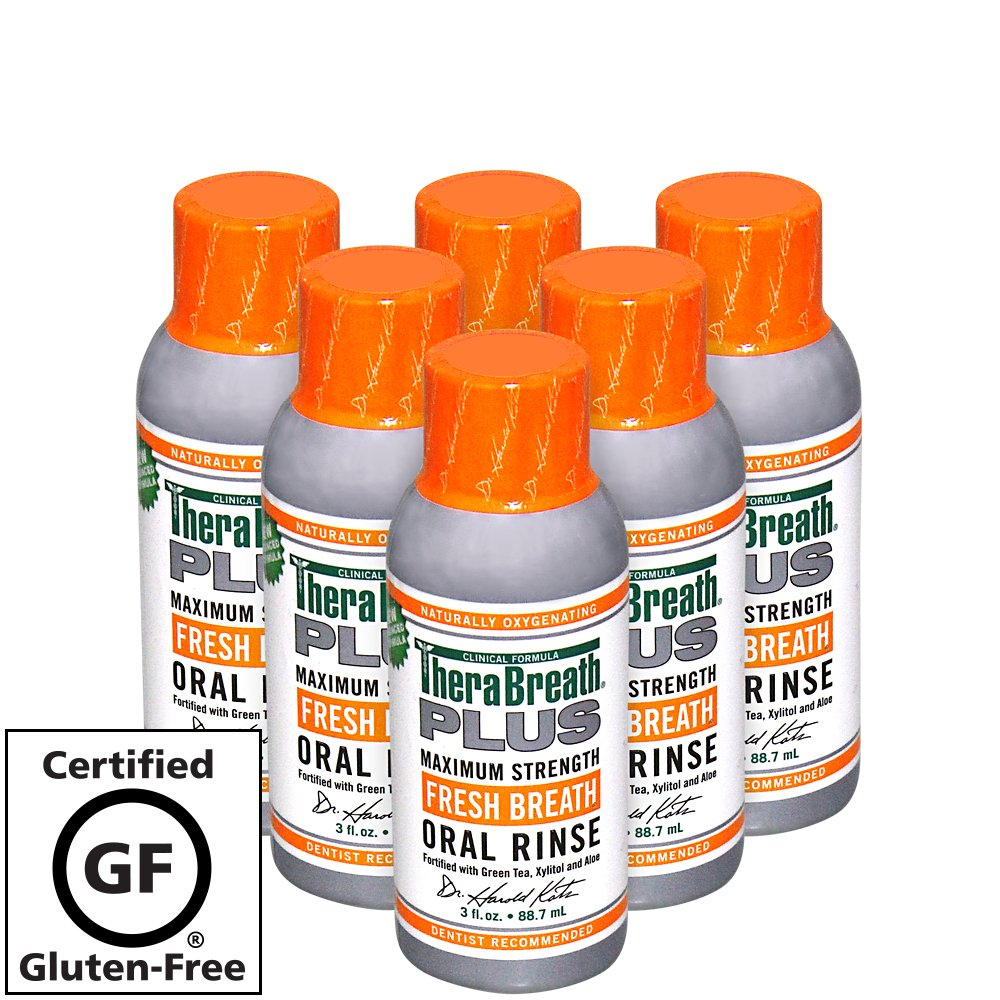 TheraBreath Healthy Gums Oral Rinse Dr. Harold Katz is the founder of The California Breath Clinics and the developer of the TheraBreath line of premium oral care products.