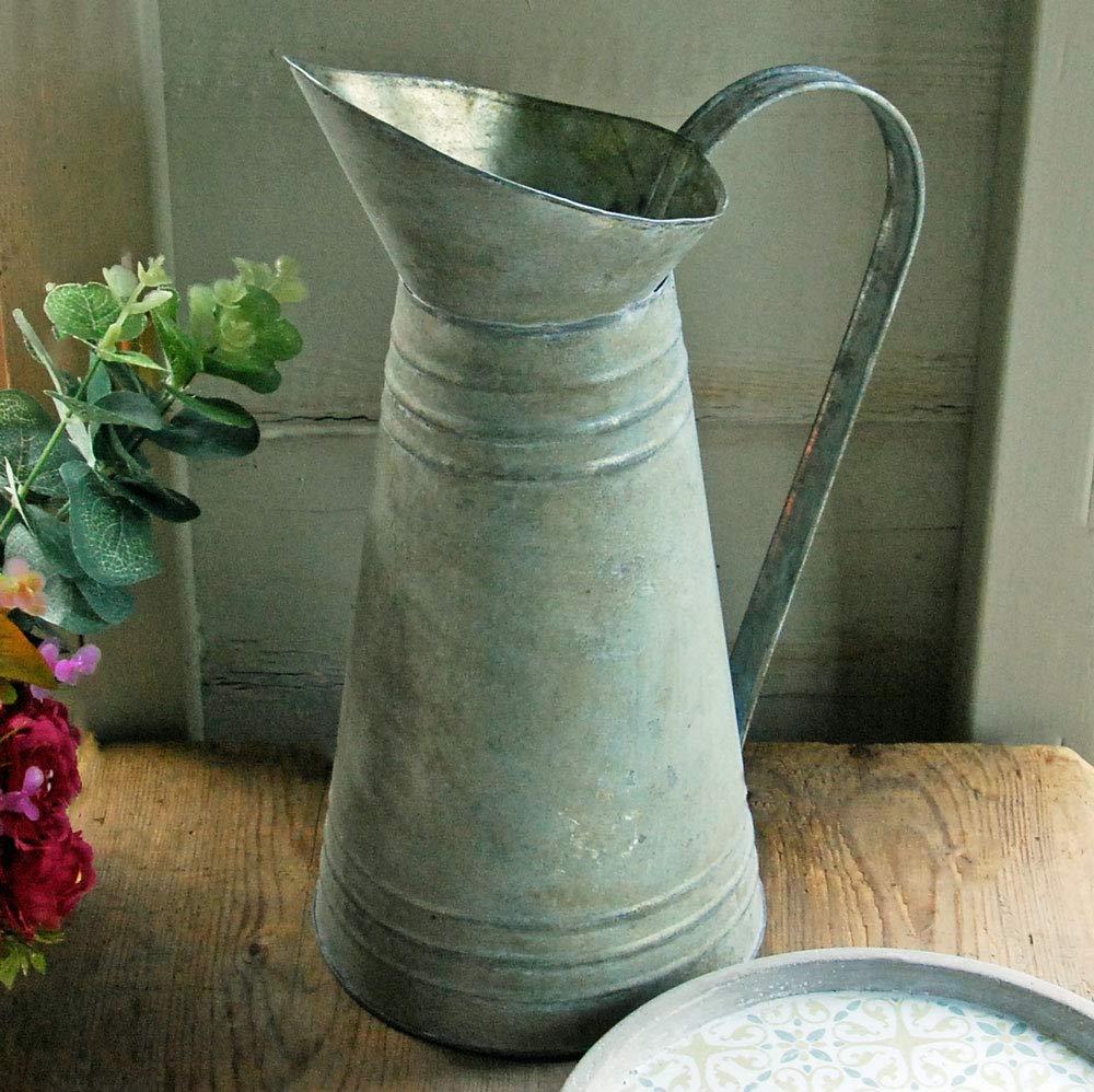 Bluebell Yard Grand Somerset en m/étal Vintage Pichet /à Fleurs