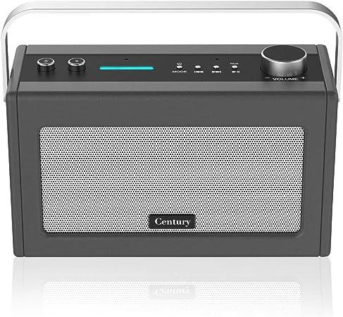 Century Smart Wi Fi Speaker With Alexa Bluetooth Amazon Co Uk Electronics