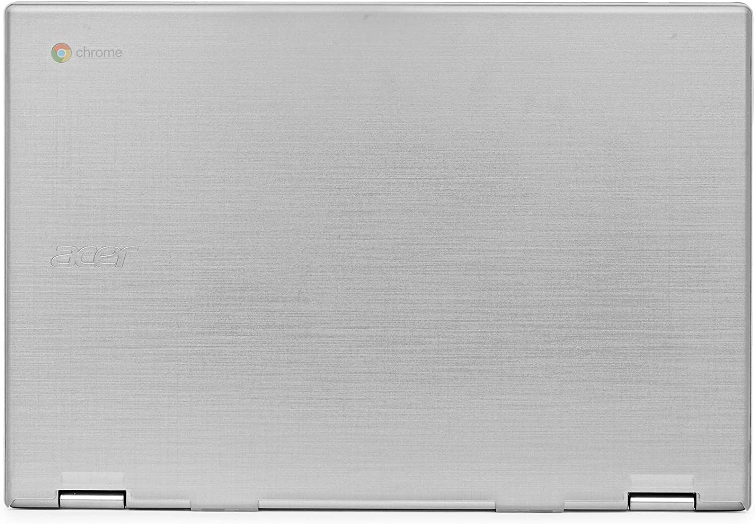 "mCover Hard Shell Case for 2019 15.6"" Acer Chromebook 15 CB315 Series (NOT Compatible with Older Acer chromebook C910 / CB5-971 / CB3-531 / CB515, etc) Laptop Computer (AC15-CB315-Clear)"