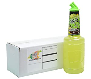 Finest Call Premium Margarita Drink Mix, 1 Liter Bottle (33.8 Fl Oz), Individually Boxed