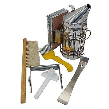 Conjunto de herramientas de apicultura