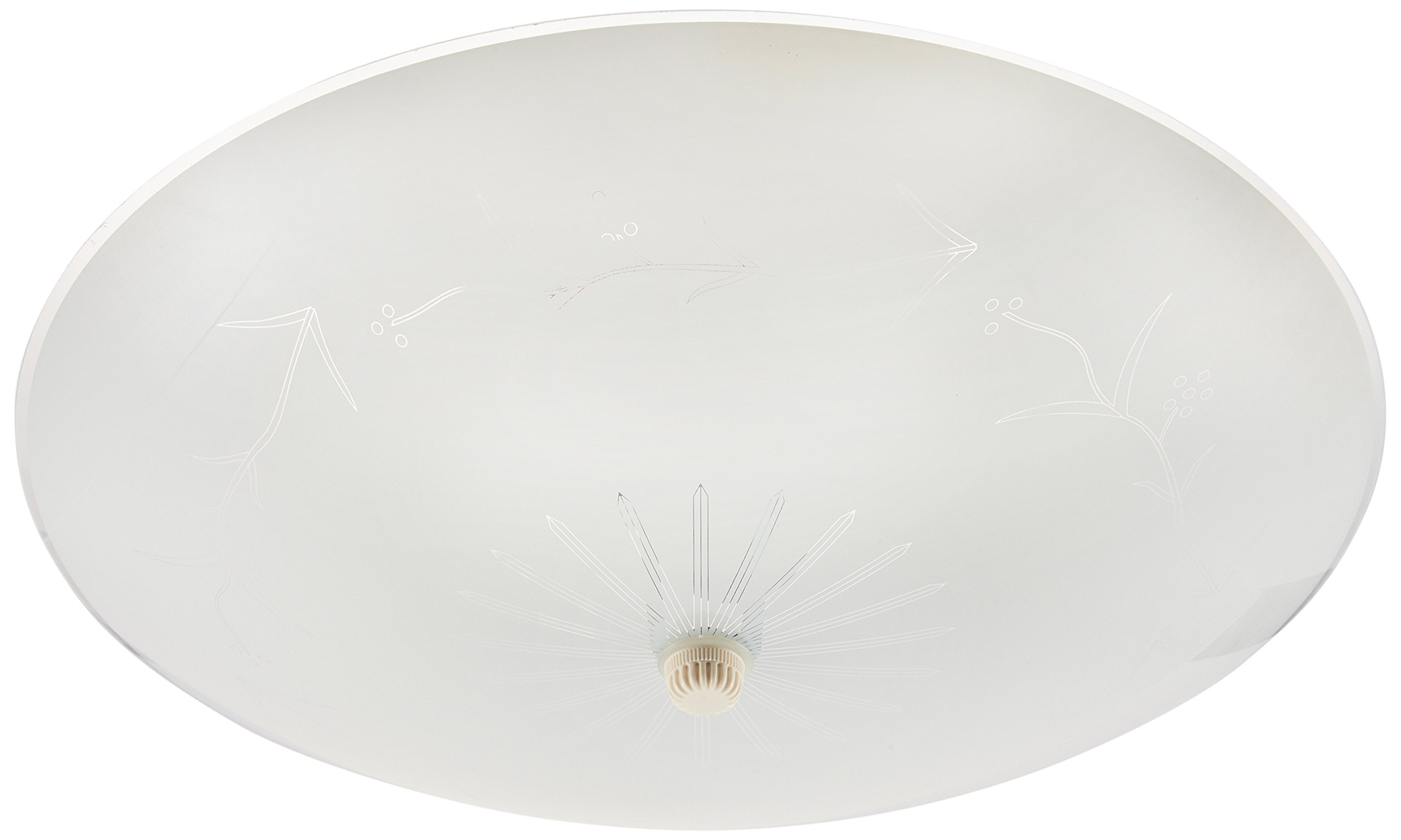 Nuvo Lighting SF76/268 Two Light Ceiling Fixture