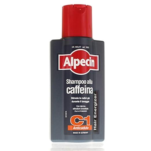 5 opinioni per ALPECIN C1 SHAMPOO ANTICADUTA ALLA CAFFEINA 250 ML