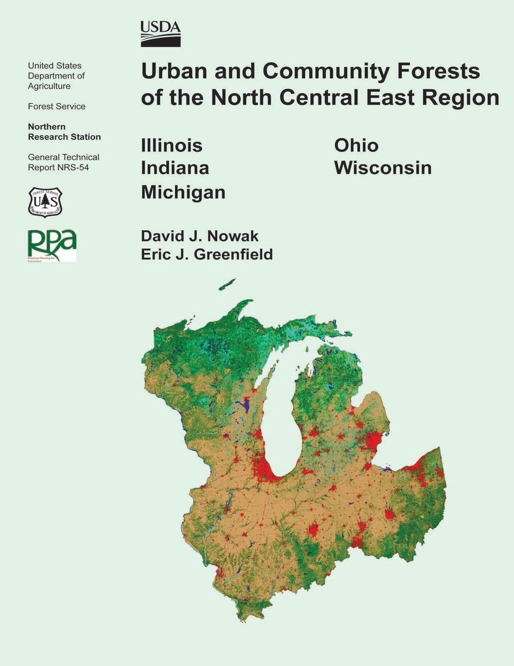 Download Urban and Community Forests of the North Central East Region PDF Text fb2 book