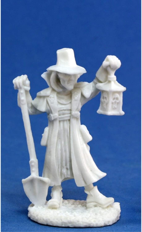 Undertaker Reaper Townsfolk Miniature 1