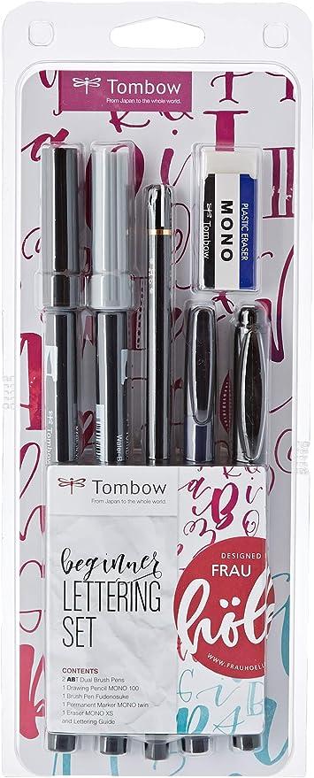 Tombow LS-ADV - Lápices con goma de borrar: Amazon.es: Oficina y ...