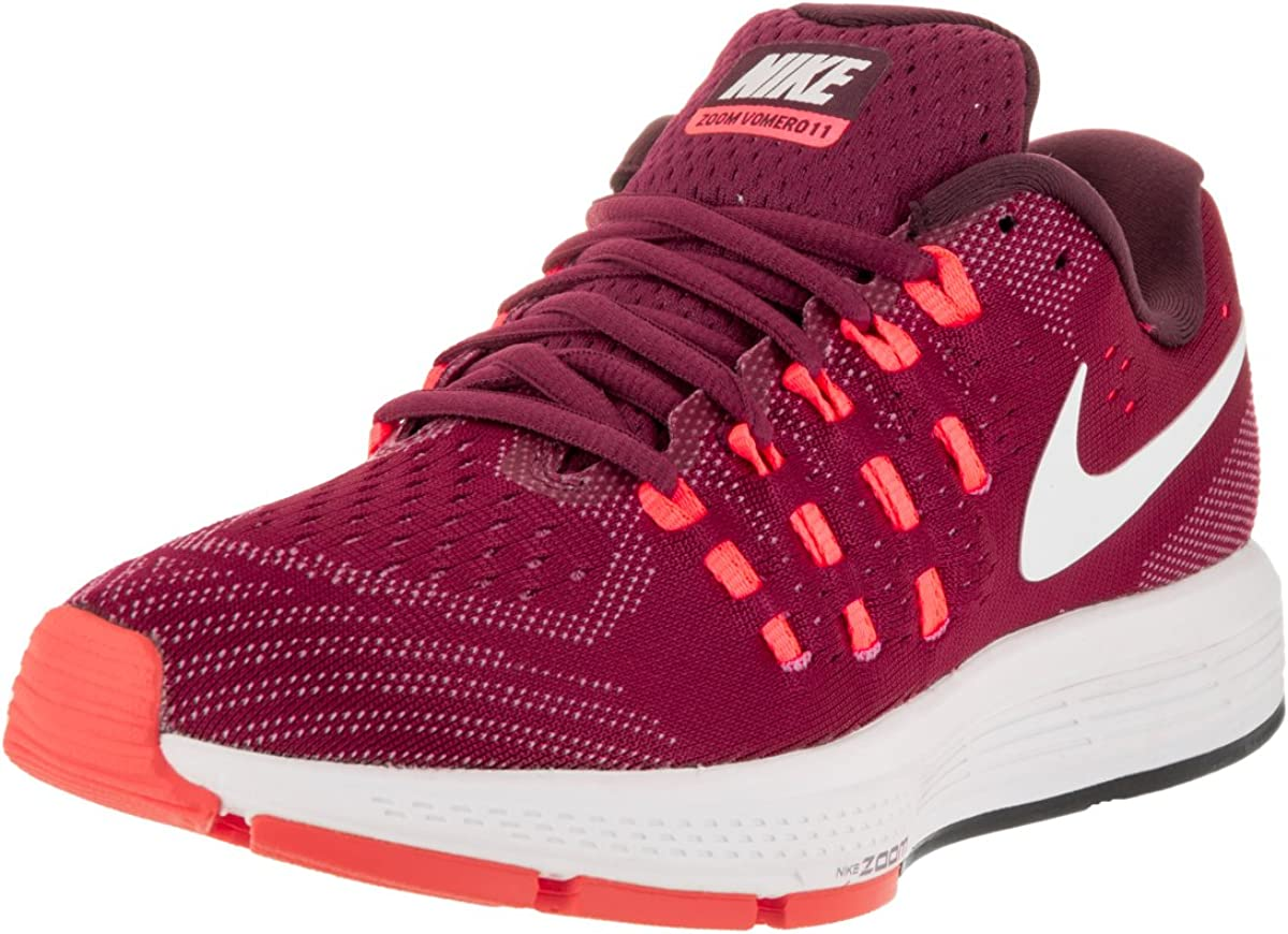 Nike Damen Air Zoom Vomero 11, Zapatillas de Entrenamiento para Mujer, Multicolor (NBL Rd/White-Brght MNG-NGHT Mr), 37.5 EU: Amazon.es: Zapatos y complementos