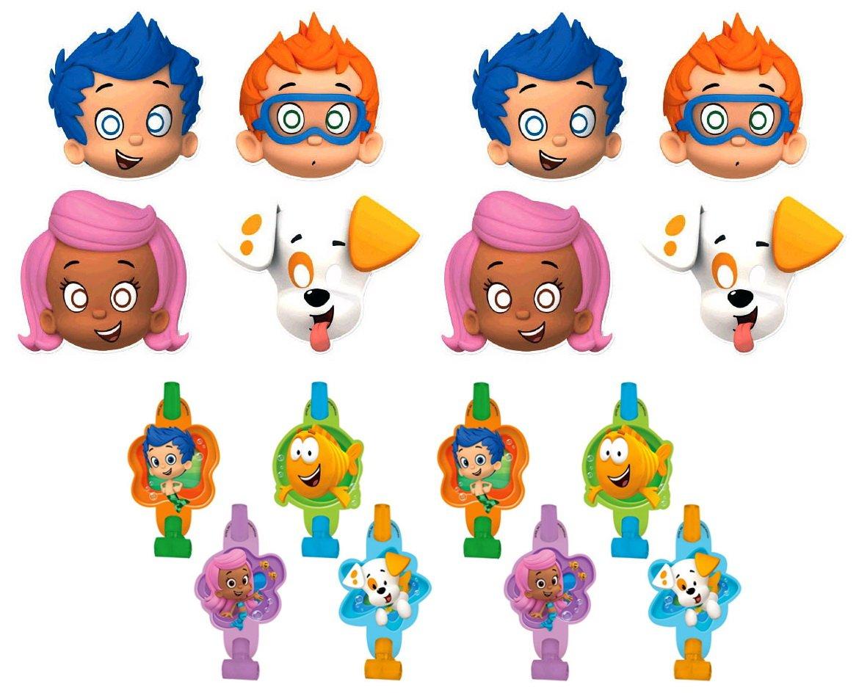 Bubble Guppies Birthday Party   Birthday Wikii