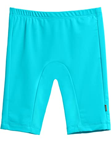 36422985a4 City Threads Boys Girls' SPF50+ Jammers Swim Shorts Bottoms Made in USA