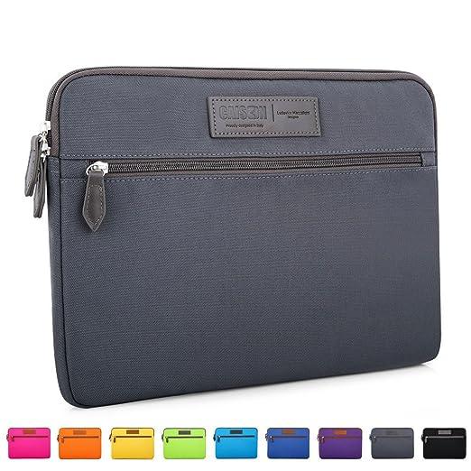 27 opinioni per CAISON Classico Comfort Caso Laptop Sleeve Computer Portatile Protettore