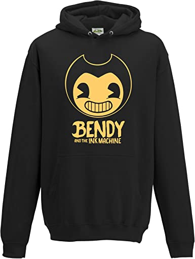 Bendy and The Ink Machine Animation Horror Game Inspired Kids Adult T-Shirts
