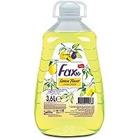 Fax Limon Sıvı Sabun, 3,6 lt