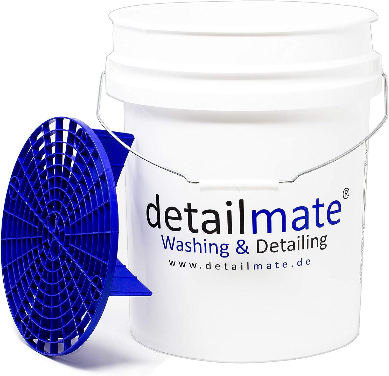Detailmate Set Koch Chemie Insect Dirt Rem 750ml Nano Magic Shampoo 750 Ml Speed Glass Cleaner 750 Ml Allround Quickshine Finish 500 Ml 3in1 Wasch Handschuh Eimer 5 Gal Grit Einsatz Auto