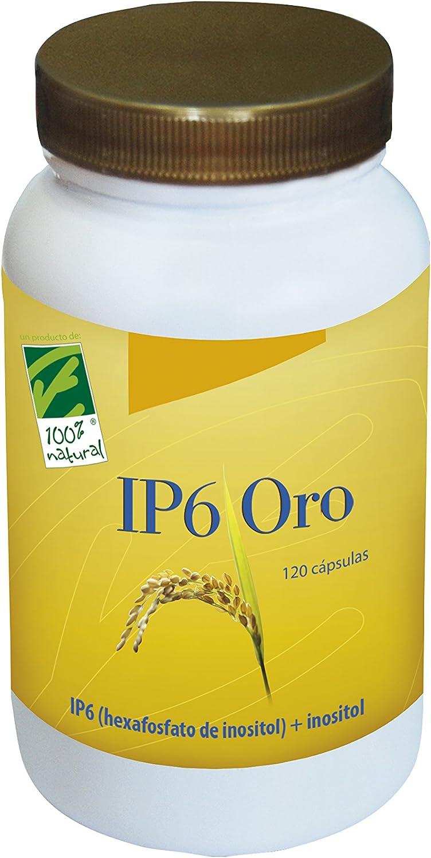 100% natural Ip6 Oro Mezcla de Proteínas - 120 Cápsulas ...