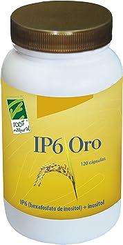 100% natural Ip6 Oro Mezcla de Proteínas - 120 Cápsulas