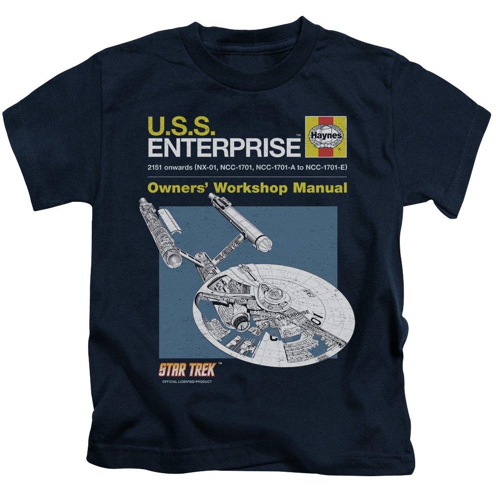 star trek 1960 s sci fi tv series u s s enterprise manual little rh amazon co uk 2005 Trek 1000 2005 Trek 1000