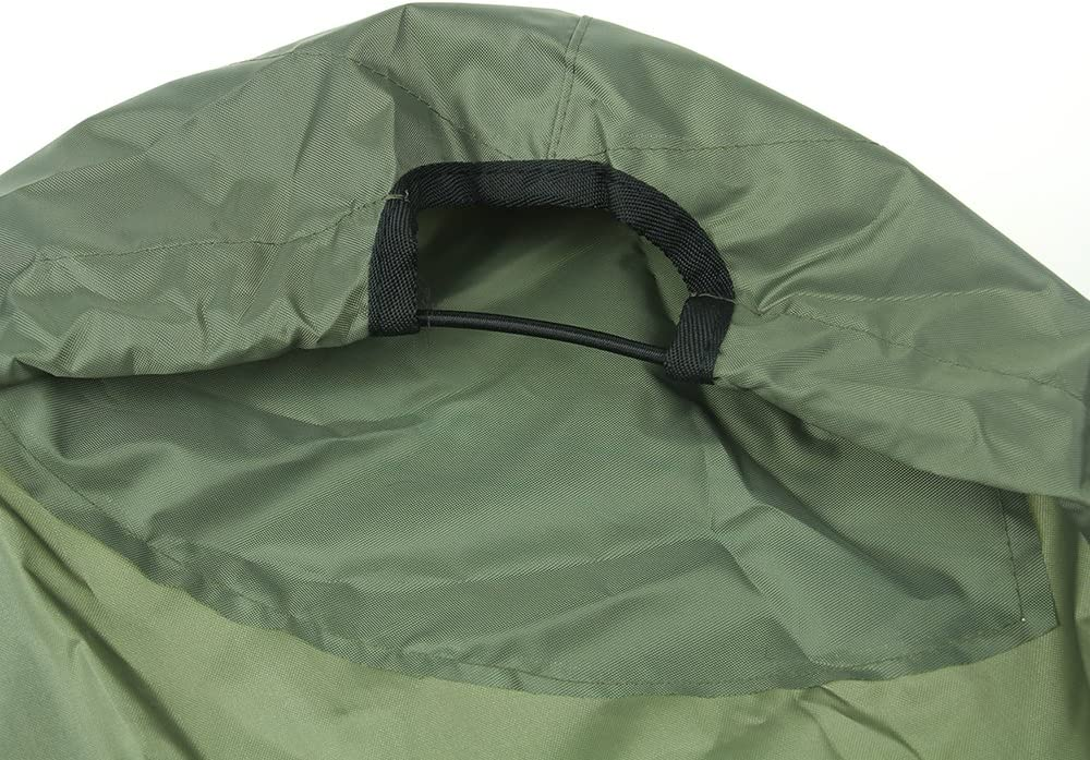 UV Resistant Jon Boat Cover Water Repellent Easy fit and Installation MSC 100/% Polyester Jon Boat Cover Color Olive