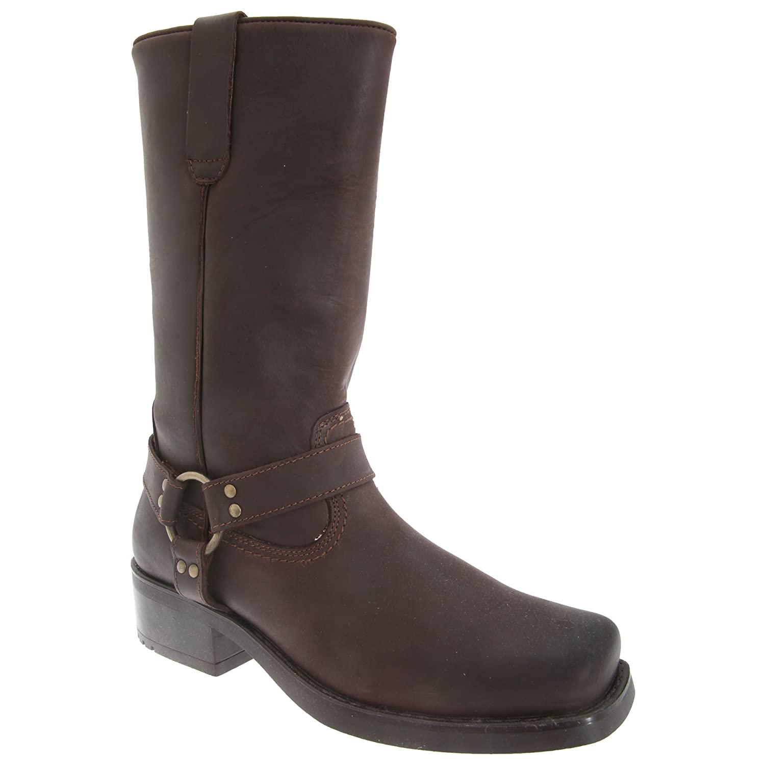 Gringos High Harley , Bottes Western en Cuir , Homme Amazon.fr Chaussures  et Sacs