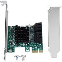 PCIE naar SATA -SATA 3.0 Uitbreidingskaart 4-poorts PCIE naar SATA 3.0 Uitbreidingskaart Adapter 6G