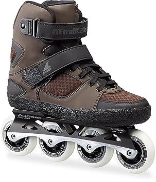 10f9baebc79 Rollerblade METROBLADE GM Inline Skate 2018 Brown: Amazon.de: Sport ...